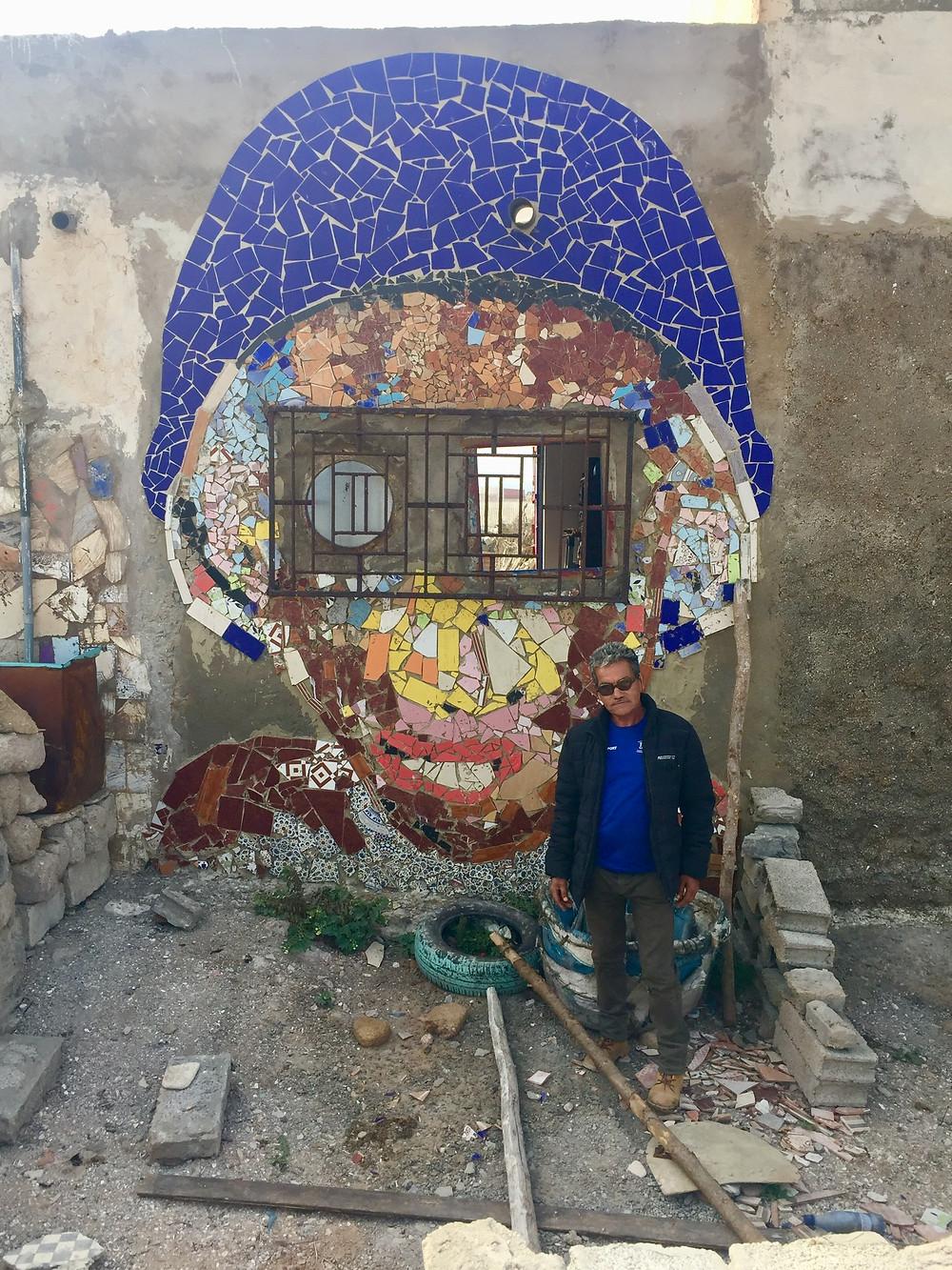 Mohamed / la jouitia / Essaouira