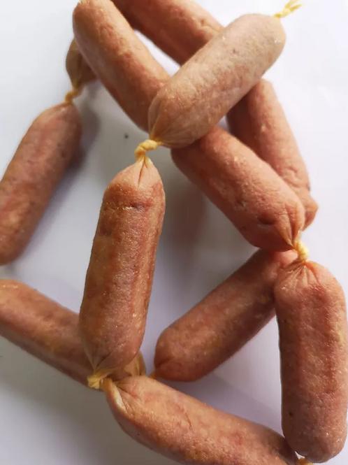 Bilbo's Bones - Turkey and Cranberry Sausages