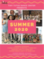 Summer Session with pics and pink 2020 .