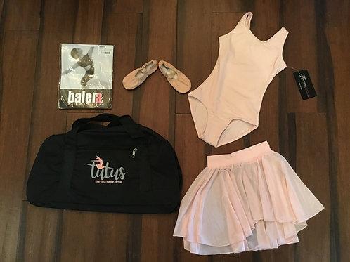 Tutu Ballet/Tumble Starter Kit