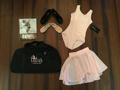 Tutu Ballet Plus Tap & Starlet Triples Starter Kit