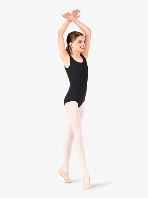 Adult Keyhole Leotard
