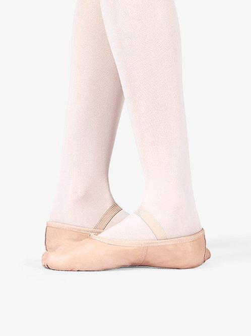 Child Ballet Slippers (Wide Width & Boys)