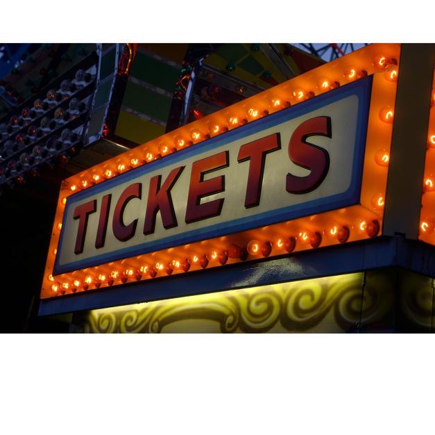 Recital Tickets