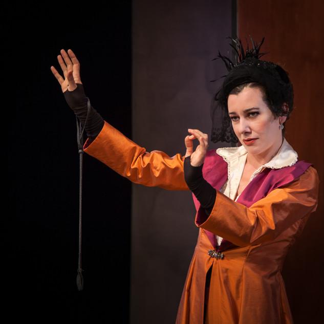 La marquesa de Sade, de Mishima. Teatro Akademia. 2013
