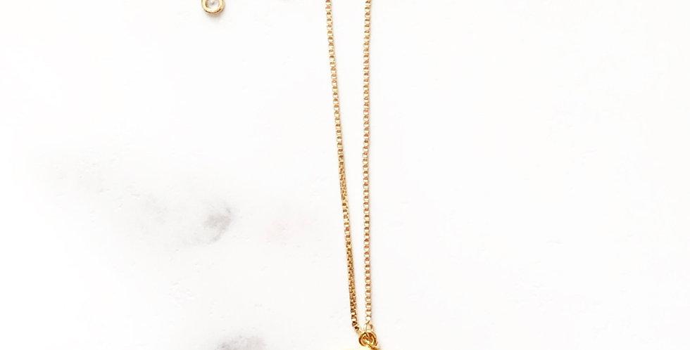 Adjustable Nemean Lion Coin Necklace