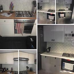 Complete kitchen refit