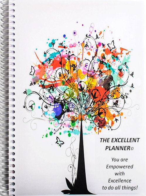 The Excellent Planner   Everyday