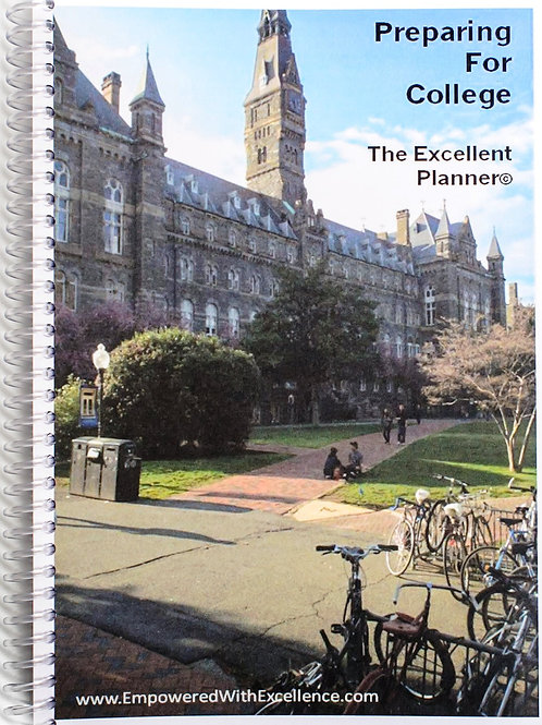 The Excellent Planner - Plan for College