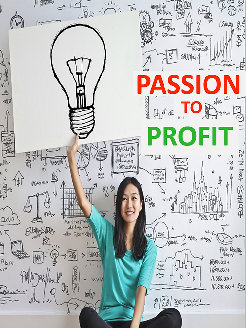 Passion to Profit Summary & Workbook