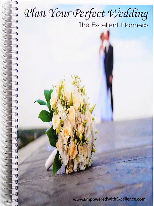 The Excellent Planner   Plan Your Wedding