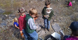 Fossil Dig 2014