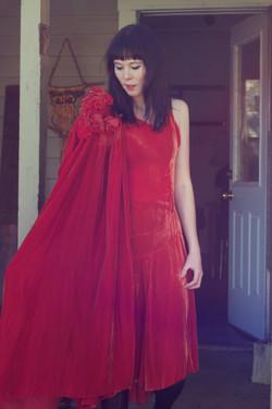 Red Velvet- Model:Yoni