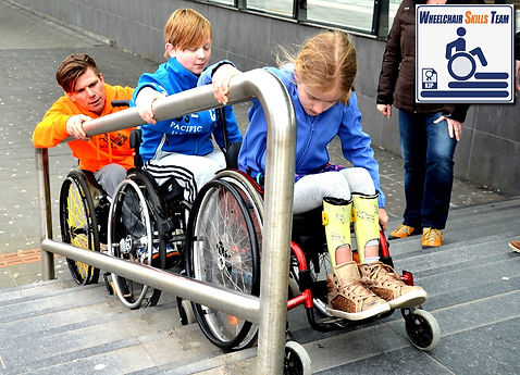 wheelchair skills team.jpeg