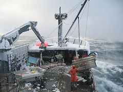 Handling fishing gear safely has a major impact on the safety of your  vessel and your crew.