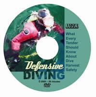 Defensive Diving