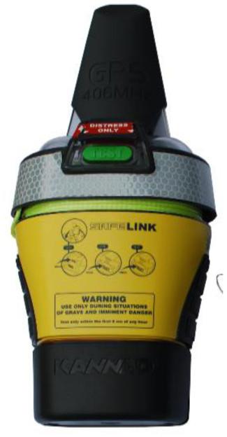 SAFELINK Manual+ GPS, model number K1202311