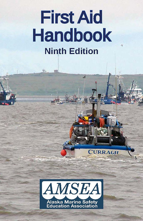 First Aid & CPR Handbook, 9th Edition