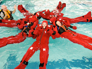 Marine Safety Instructor Training in Seattle