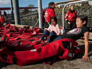 Online Educator's Cold-Water Safety & Survival Course in September