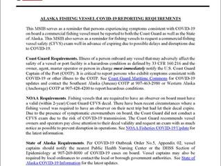 2 New Coast Guard Marine Safety Information Bulletins