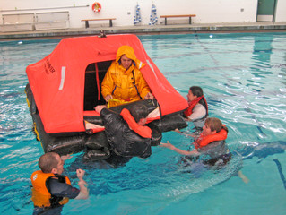 2018: Become a Marine Safety Instructor!