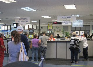 Good News on DMV Vessel Registration