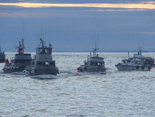 June 2017 Trainings for Commercial Fishermen