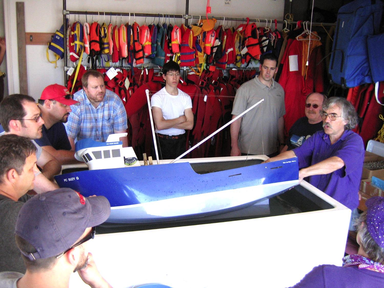 Fishing Vessel Stability Awareness