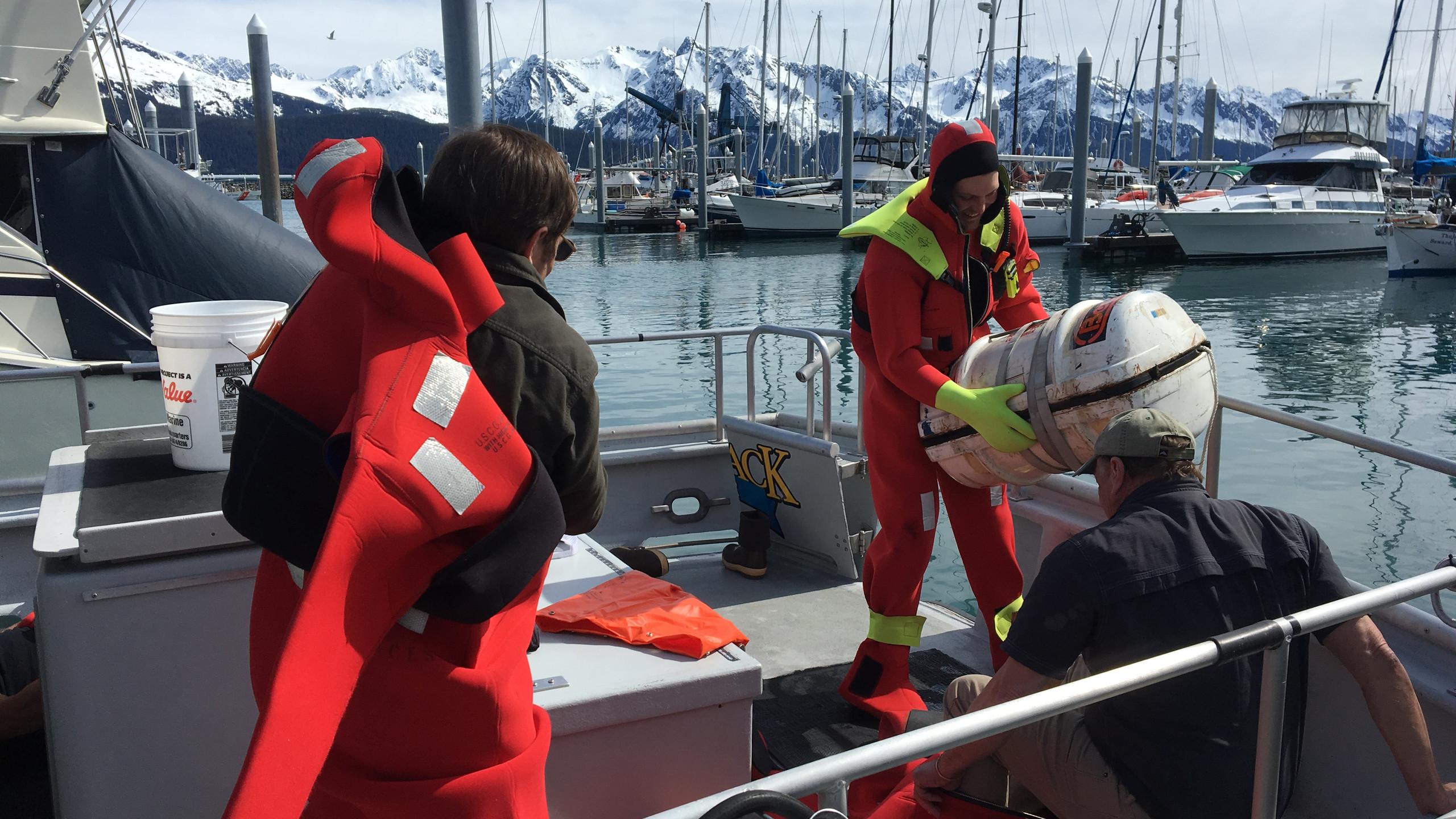 Onboard Emergency Drills