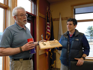 Rick Petersen, Alaska Boating Educator of the Year