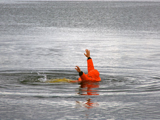 Cold Water Immersion Risks