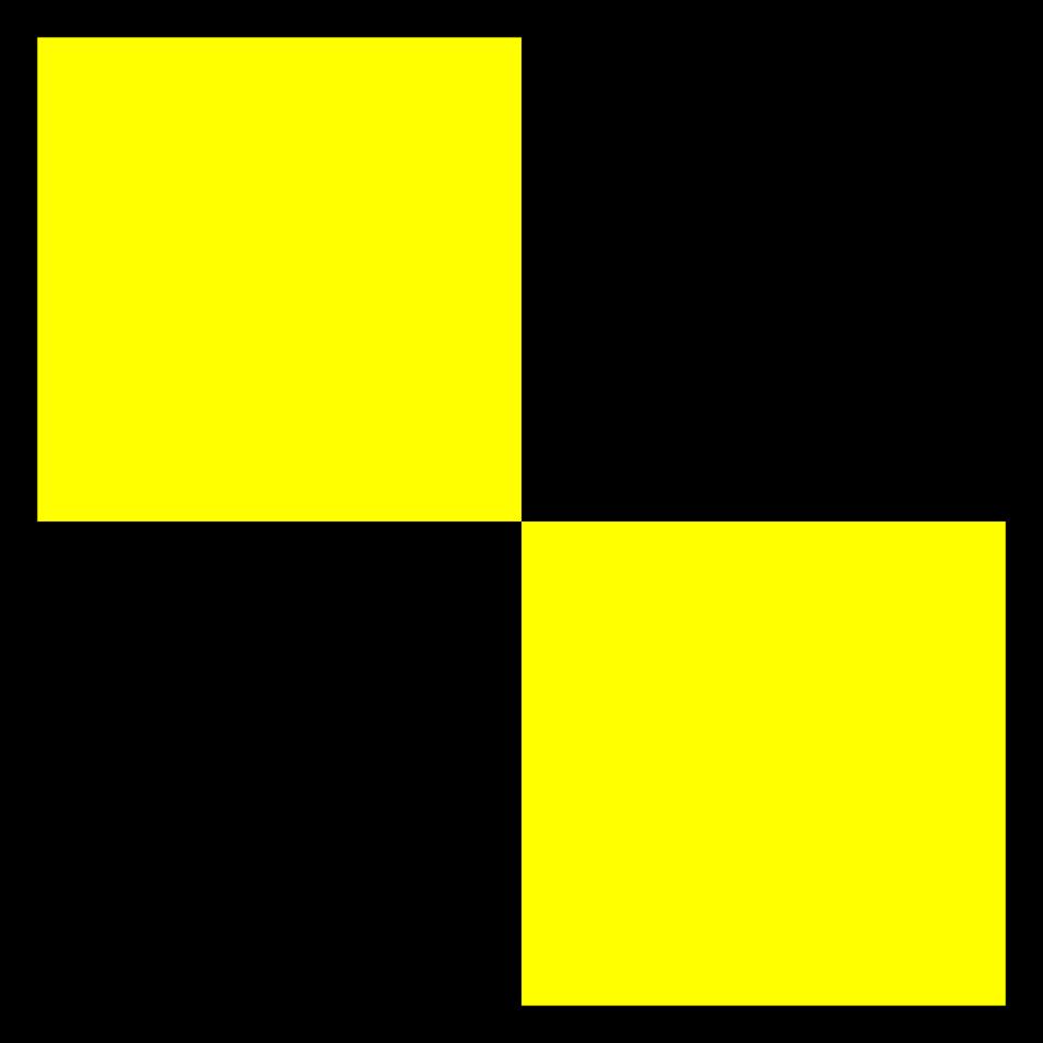 ICS Lima flag