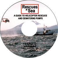 Rescues at Sea: Helo Rescues & Dewatering Pumps