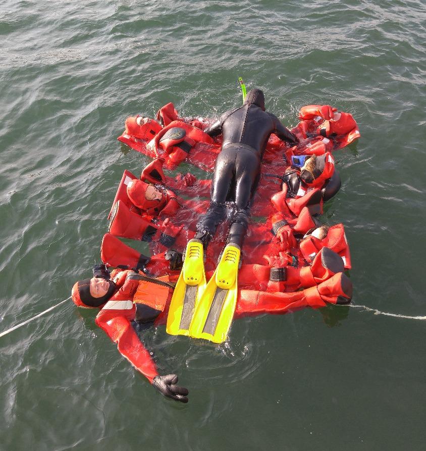 Floating Mat