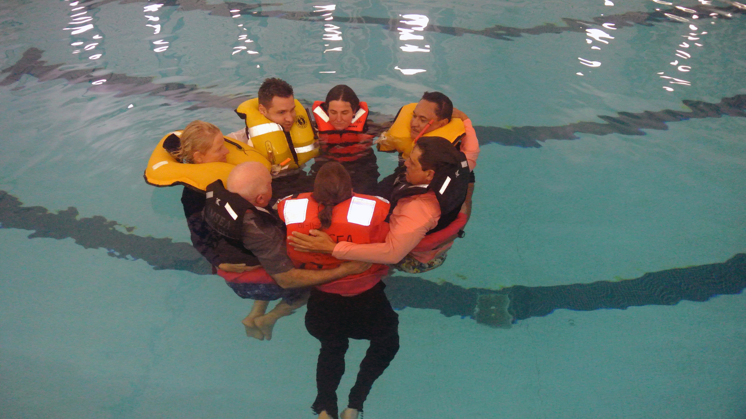 Cold-Water Survival Skills