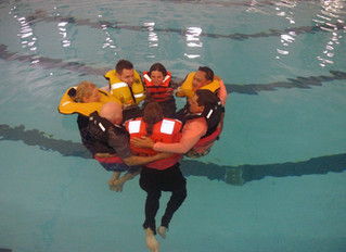 Sitka Marine Safety Instructor Training