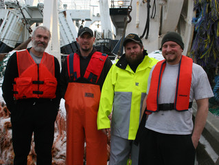 PFDs Just Helped Save Two Commercial Fishermen in the Bering Sea