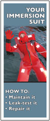 Immersion Suit Brochure