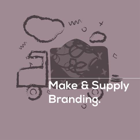Make & Supply Ltd Branding