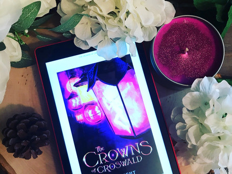 Review-The Crowns of Croswald