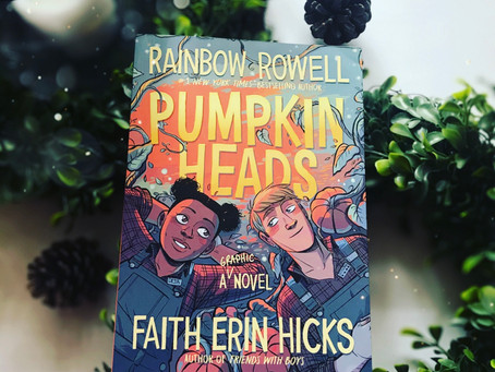 Review: Pumpkin  Heads