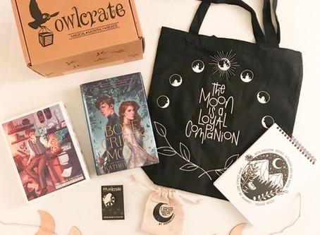 OwlCrate Unboxing-April