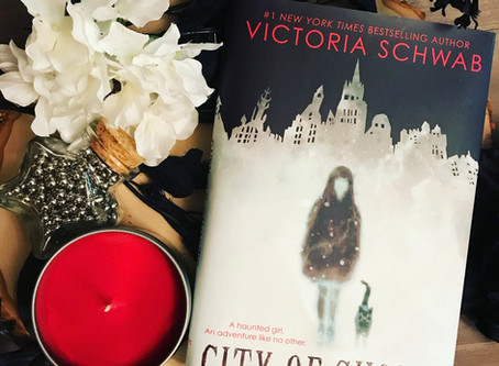 Review- City of Ghosts