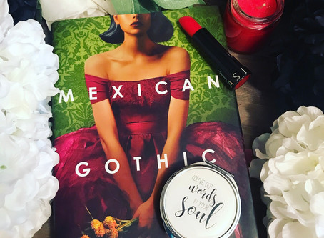 Review-Mexican Gothic