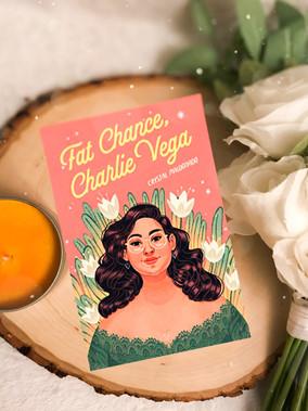Blog Tour & Review-Fat Chance, Charlie Vega