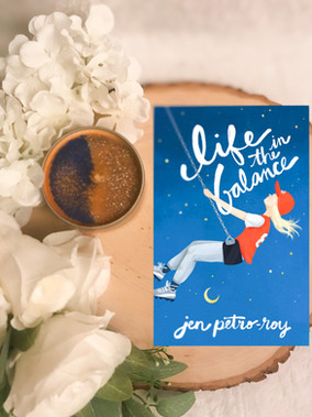 Blog Tour & Review-Life in the Balance