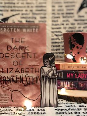 Review-The Dark Descent of Elizabeth Frankenstein