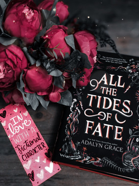 Review- All the Tides of Fate