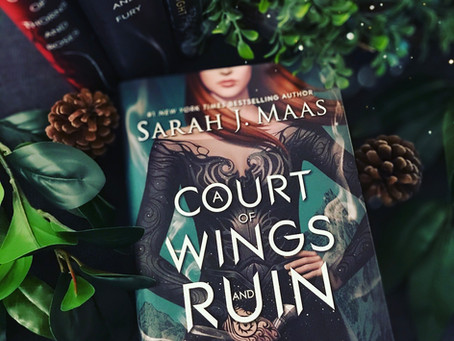 Review-A Court of Wings and Ruin
